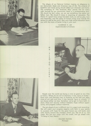 Page 10, 1952 Edition, Columbia Falls High School - Wildcat Yearbook (Columbia Falls, MT) online yearbook collection