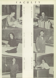 Page 11, 1952 Edition, Columbia Falls High School - Wildcat Yearbook (Columbia Falls, MT) online yearbook collection