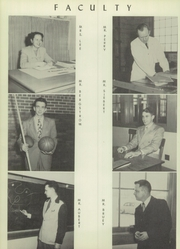 Page 12, 1952 Edition, Columbia Falls High School - Wildcat Yearbook (Columbia Falls, MT) online yearbook collection