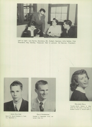 Page 14, 1952 Edition, Columbia Falls High School - Wildcat Yearbook (Columbia Falls, MT) online yearbook collection