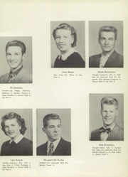 Page 15, 1952 Edition, Columbia Falls High School - Wildcat Yearbook (Columbia Falls, MT) online yearbook collection