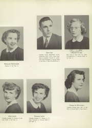 Page 17, 1952 Edition, Columbia Falls High School - Wildcat Yearbook (Columbia Falls, MT) online yearbook collection