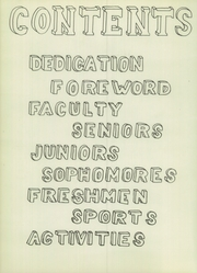 Page 8, 1952 Edition, Columbia Falls High School - Wildcat Yearbook (Columbia Falls, MT) online yearbook collection