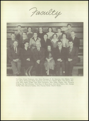 Page 10, 1949 Edition, Fergus County High School - Fergus Yearbook (Lewistown, MT) online yearbook collection