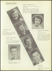 Page 13, 1949 Edition, Fergus County High School - Fergus Yearbook (Lewistown, MT) online yearbook collection