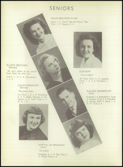 Page 14, 1949 Edition, Fergus County High School - Fergus Yearbook (Lewistown, MT) online yearbook collection