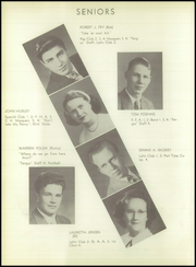 Page 16, 1949 Edition, Fergus County High School - Fergus Yearbook (Lewistown, MT) online yearbook collection