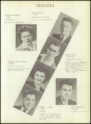 Page 17, 1949 Edition, Fergus County High School - Fergus Yearbook (Lewistown, MT) online yearbook collection