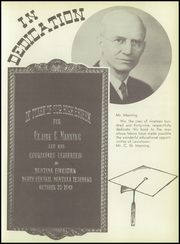 Page 9, 1949 Edition, Fergus County High School - Fergus Yearbook (Lewistown, MT) online yearbook collection
