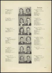 Page 11, 1940 Edition, Laurel High School - Laurels Yearbook (Laurel, MT) online yearbook collection