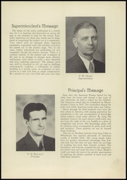 Page 7, 1940 Edition, Laurel High School - Laurels Yearbook (Laurel, MT) online yearbook collection