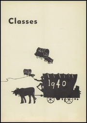 Page 9, 1940 Edition, Laurel High School - Laurels Yearbook (Laurel, MT) online yearbook collection