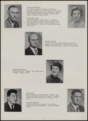Page 12, 1960 Edition, Beaverhead County High School - Beaver Yearbook (Dillon, MT) online yearbook collection