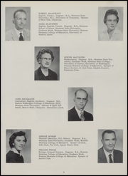 Page 13, 1960 Edition, Beaverhead County High School - Beaver Yearbook (Dillon, MT) online yearbook collection