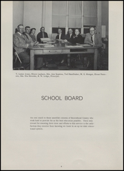 Page 8, 1960 Edition, Beaverhead County High School - Beaver Yearbook (Dillon, MT) online yearbook collection