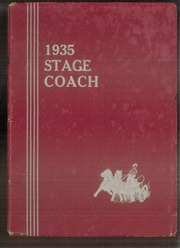 Page 1, 1935 Edition, Sidney High School - Stage Coach Yearbook (Sidney, MT) online yearbook collection