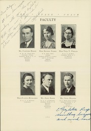 Page 12, 1935 Edition, Sidney High School - Stage Coach Yearbook (Sidney, MT) online yearbook collection