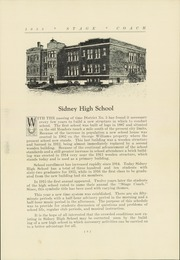 Page 13, 1935 Edition, Sidney High School - Stage Coach Yearbook (Sidney, MT) online yearbook collection