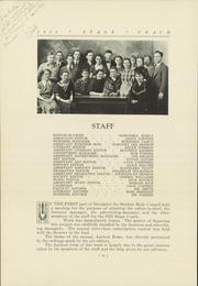 Page 14, 1935 Edition, Sidney High School - Stage Coach Yearbook (Sidney, MT) online yearbook collection