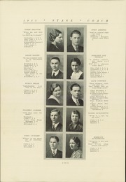 Page 16, 1935 Edition, Sidney High School - Stage Coach Yearbook (Sidney, MT) online yearbook collection