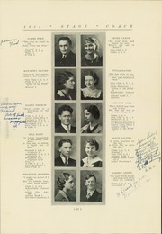 Page 17, 1935 Edition, Sidney High School - Stage Coach Yearbook (Sidney, MT) online yearbook collection
