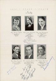 Page 12, 1936 Edition, Sidney High School - Stage Coach Yearbook (Sidney, MT) online yearbook collection