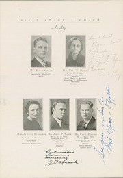 Page 13, 1936 Edition, Sidney High School - Stage Coach Yearbook (Sidney, MT) online yearbook collection