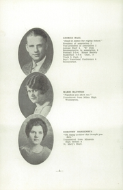 Page 12, 1928 Edition, Stevensville High School - Yellowjacket Yearbook (Stevensville, MT) online yearbook collection