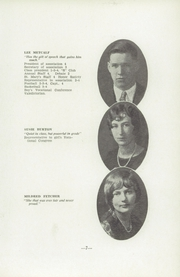 Page 13, 1928 Edition, Stevensville High School - Yellowjacket Yearbook (Stevensville, MT) online yearbook collection