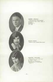 Page 14, 1928 Edition, Stevensville High School - Yellowjacket Yearbook (Stevensville, MT) online yearbook collection