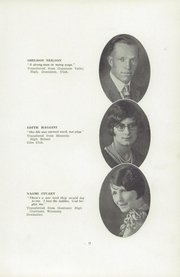 Page 15, 1928 Edition, Stevensville High School - Yellowjacket Yearbook (Stevensville, MT) online yearbook collection
