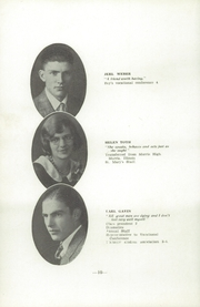 Page 16, 1928 Edition, Stevensville High School - Yellowjacket Yearbook (Stevensville, MT) online yearbook collection