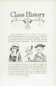 Page 17, 1928 Edition, Stevensville High School - Yellowjacket Yearbook (Stevensville, MT) online yearbook collection
