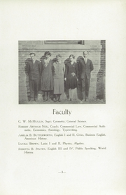 Page 9, 1928 Edition, Stevensville High School - Yellowjacket Yearbook (Stevensville, MT) online yearbook collection