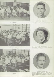 Page 11, 1956 Edition, Hardin High School - Big Horn Yearbook (Hardin, MT) online yearbook collection