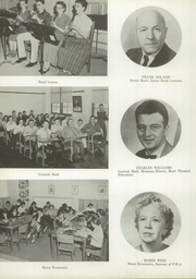 Page 16, 1956 Edition, Hardin High School - Big Horn Yearbook (Hardin, MT) online yearbook collection