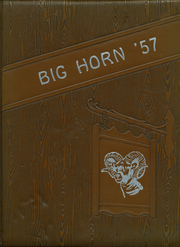 Page 1, 1957 Edition, Hardin High School - Big Horn Yearbook (Hardin, MT) online yearbook collection