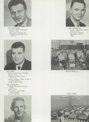Page 15, 1957 Edition, Hardin High School - Big Horn Yearbook (Hardin, MT) online yearbook collection