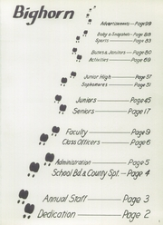 Page 5, 1957 Edition, Hardin High School - Big Horn Yearbook (Hardin, MT) online yearbook collection