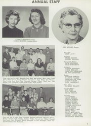 Page 7, 1957 Edition, Hardin High School - Big Horn Yearbook (Hardin, MT) online yearbook collection