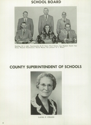 Page 8, 1957 Edition, Hardin High School - Big Horn Yearbook (Hardin, MT) online yearbook collection