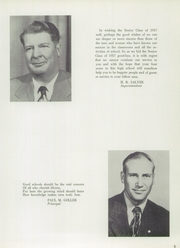 Page 9, 1957 Edition, Hardin High School - Big Horn Yearbook (Hardin, MT) online yearbook collection
