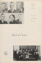 Page 11, 1938 Edition, Cut Bank High School - Wolf Yearbook (Cut Bank, MT) online yearbook collection