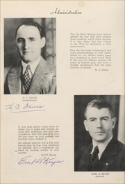 Page 12, 1938 Edition, Cut Bank High School - Wolf Yearbook (Cut Bank, MT) online yearbook collection