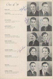 Page 15, 1938 Edition, Cut Bank High School - Wolf Yearbook (Cut Bank, MT) online yearbook collection