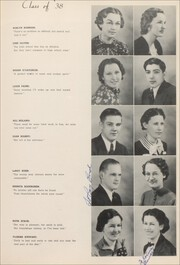 Page 17, 1938 Edition, Cut Bank High School - Wolf Yearbook (Cut Bank, MT) online yearbook collection