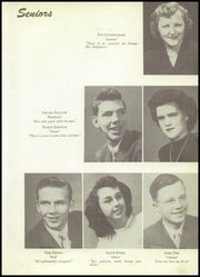 Page 17, 1950 Edition, Cut Bank High School - Wolf Yearbook (Cut Bank, MT) online yearbook collection