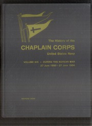 1954 Edition, United States Navy Chaplain Corps - Yearbook