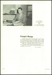 Page 10, 1954 Edition, Ronan High School - Travois Yearbook (Ronan, MT) online yearbook collection
