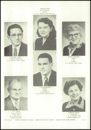 Page 11, 1954 Edition, Ronan High School - Travois Yearbook (Ronan, MT) online yearbook collection